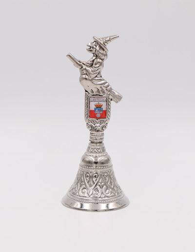 "Campana Bruja (30003) - 10,60cm x 4,40cm - 68gr <a href=""https://vanrellsl.com/contacto/"">Personalizar</a>"