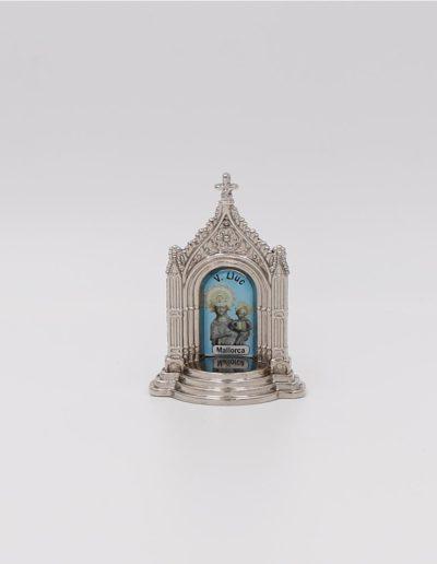 """Capilla Mini (40007) - 5,90cm x 4cm - 28gr <a href=""""https://vanrellsl.com/contacto/"""">Personalizar</a>"""