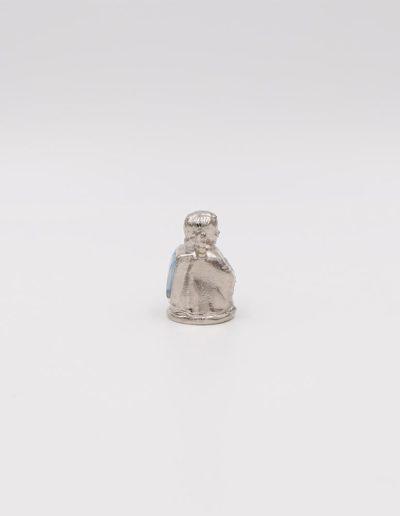 "Dedal Ángel (80016) - 3,20cm x 2,60cm - 18gr <a href=""https://vanrellsl.com/contacto/"">Personalizar</a>"