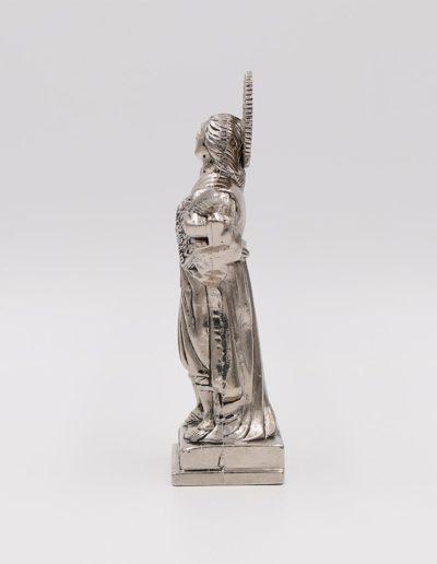 """San Pancracio mini (19006) - 7,60cm x 4,80cm - 84gr <a href=""""https://vanrellsl.com/contacto/"""">Personalizar</a>"""