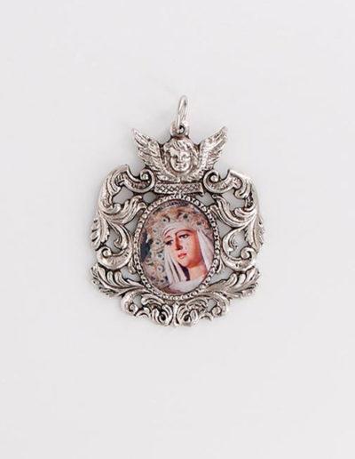 Medallón Ángel