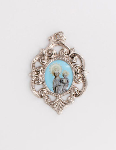 Medallon Barroco