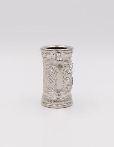 """Jarra palillero con pegatina (19003) - 6cm x 5,70cm - 94gr <a href=""""https://vanrellsl.com/contacto/"""">Personalizar</a>"""