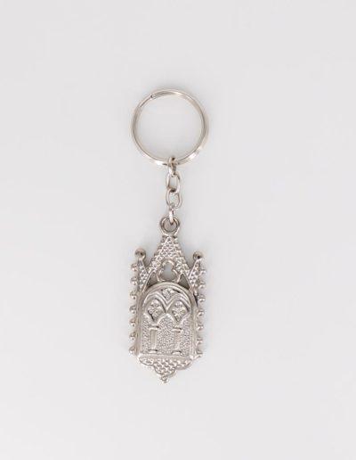 """Llavero Capilla Mini  (15001) -  6cm x 2 cm - 26gr <a href=""""https://vanrellsl.com/contacto/"""">Personalizar</a>"""