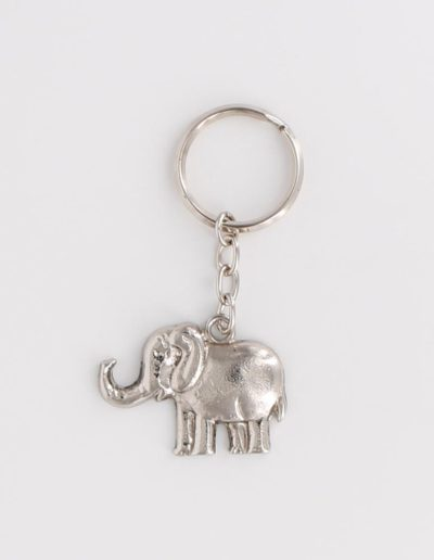 Llavero Elefante (1035) - 7,80cm x 4,10cm - 20gr