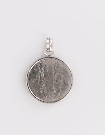 Medalla redonda